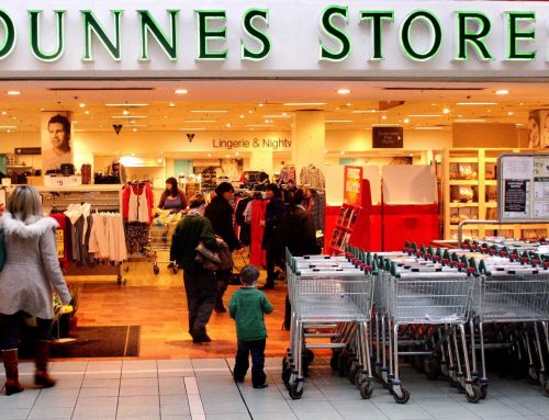 Dunnes' Store Staff Strike