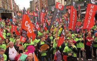 Dunnes Stores Increases Market Share Despite Strike