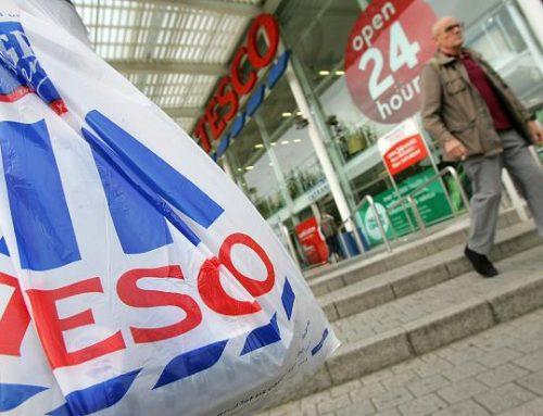 Tesco The Top Choice For 'The Main Shop'
